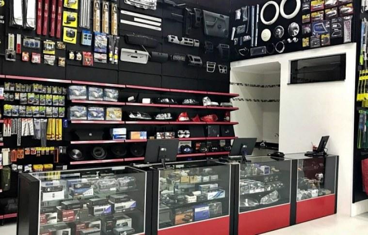 Como montar uma loja de auto peças