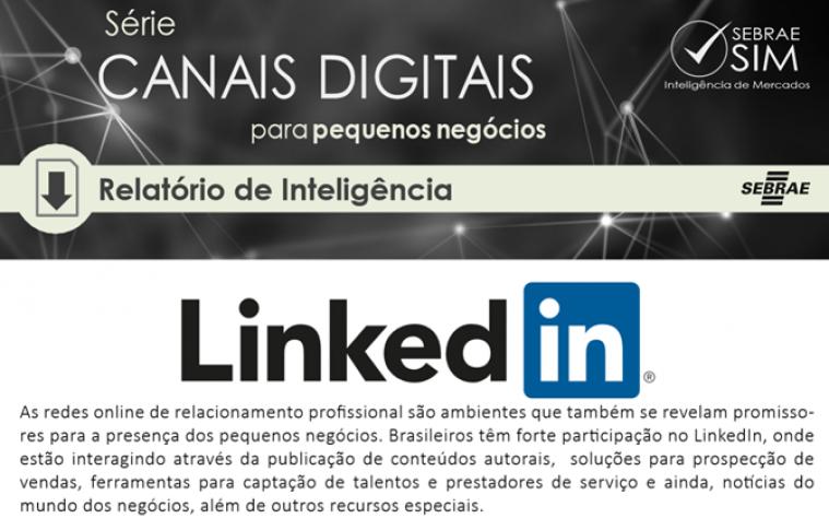BOLETIM – Como usar o Linkedin para promoção de serviços profissionais