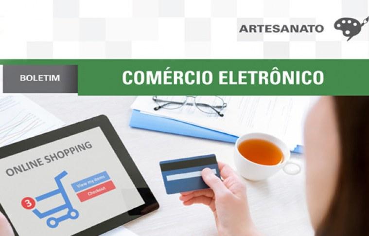 Boletim: Comércio eletrônico de artesanatos