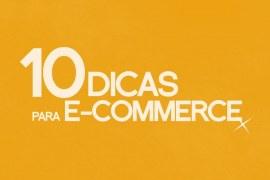 10 dicas para e-commerce