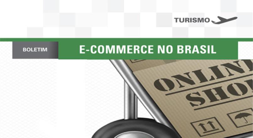 Boletim: E-commerce no Brasil