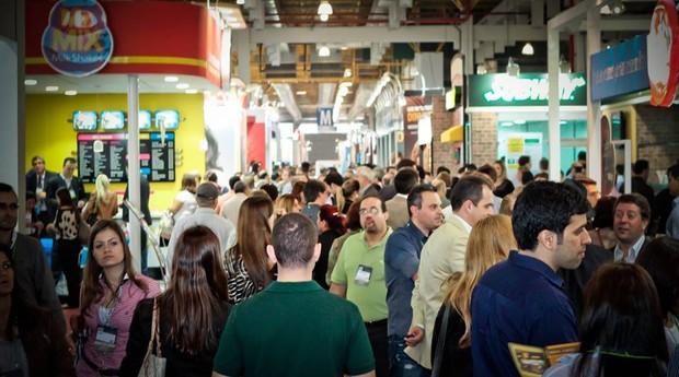 Por ser um evento de grandes proporções, visitante precisa se preparar para aproveitar a ABF Franchising Expo (Foto: Divulgação)