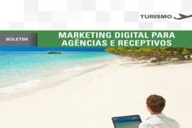Boletim: Marketing digital para agências e receptivos