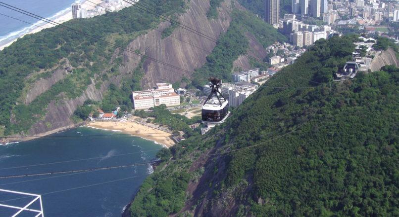 Rio atrai dois em cada três turistas da Copa