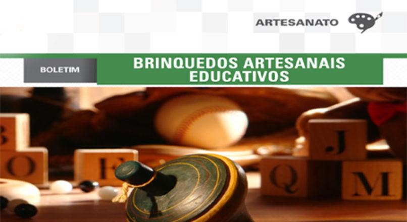 Boletim: Brinquedos artesanais educativos