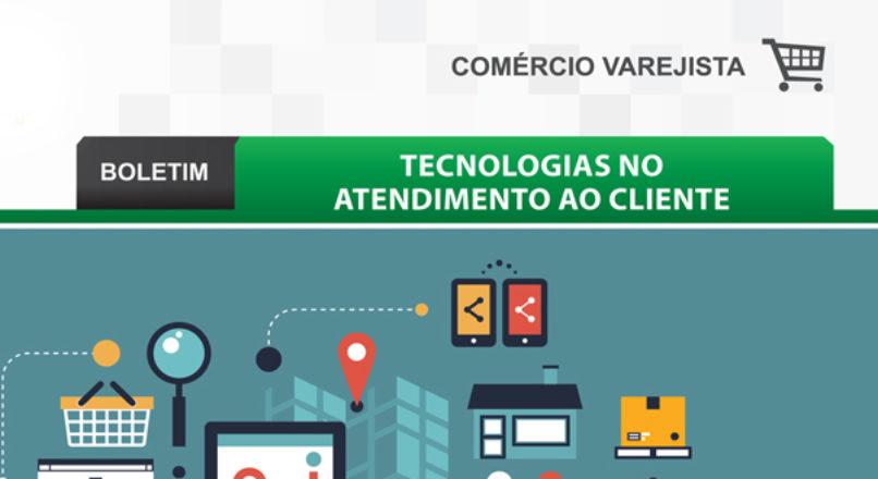 Boletim: Tecnologias no atendimento ao cliente