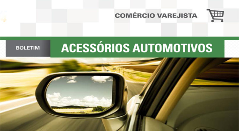 Boletim: Acessórios automotivos