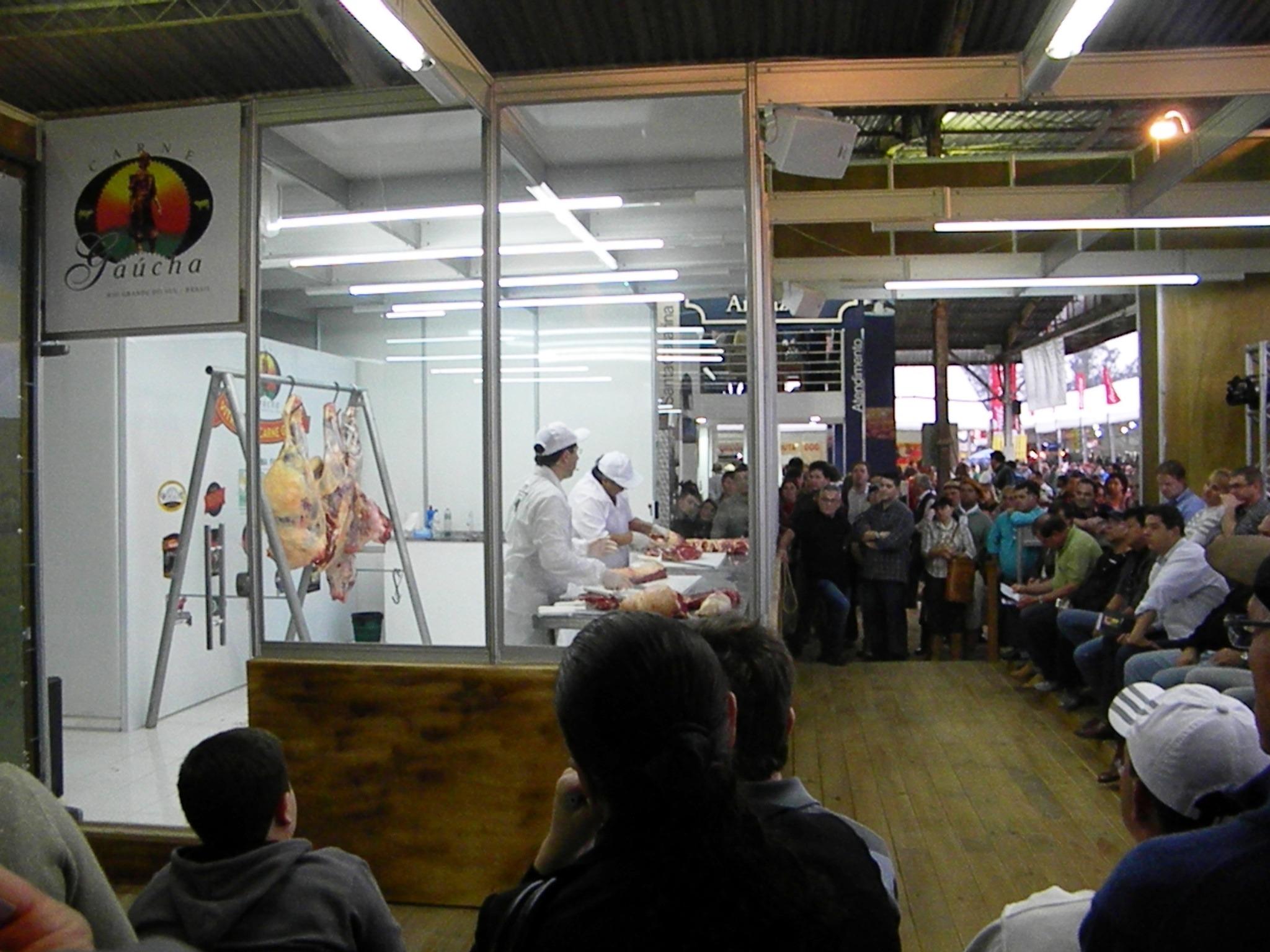 Sebrae Mercados, Expointer 2014, Carne Gaucha