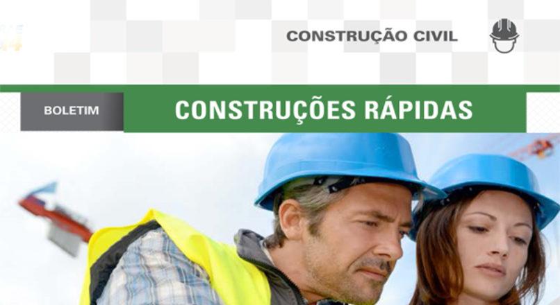 Boletim: Construções rápidas
