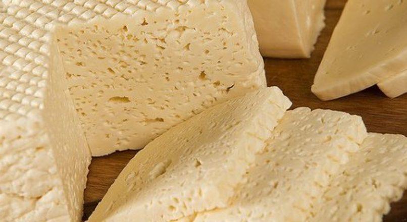 Estrutura para produção de queijo coalho