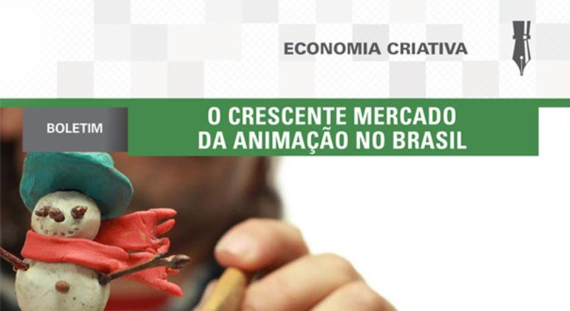 Boletim: O crescente mercado da animação no Brasil