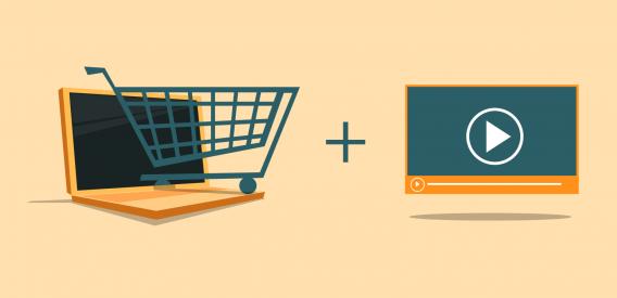 vídeos para o e-commerce