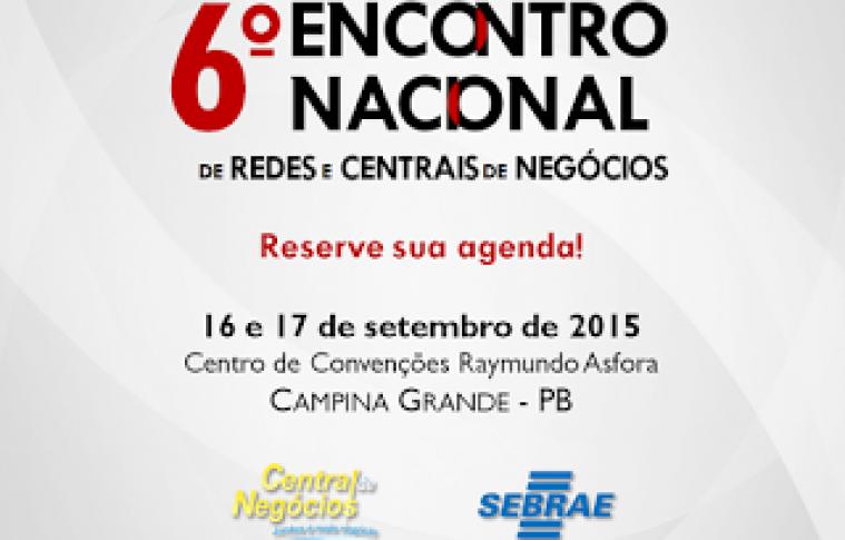 6º Encontro Nacional de Redes e Centrais de Negócios