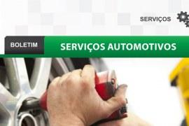 Boletim: Serviços automotivos