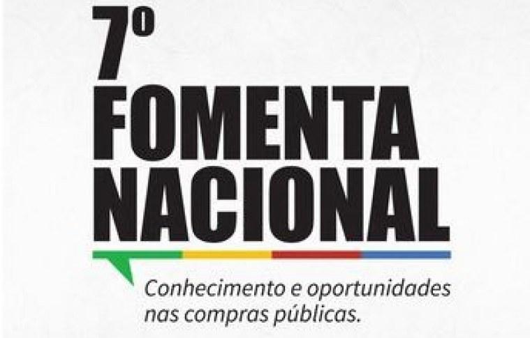 Veja a programação do 7º Fomenta Nacional. Inscreva-se!