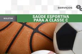 Boletim: Saúde esportiva para a classe C