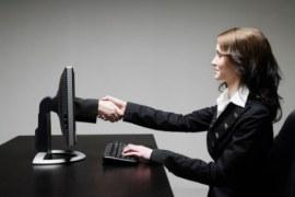 Serviço de atendimento ao cliente no e-commerce