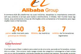 Boletim – Descubra como comercializar seu produto com alibaba group