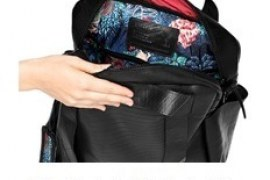Produza moda, confeccionando bolsas e mochilas