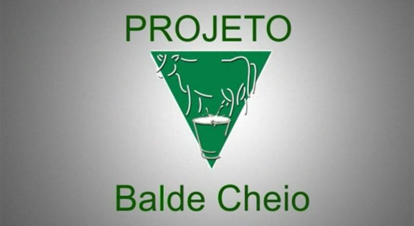 """Projeto """"Balde Cheio"""" aumenta a qualidade da produção leiteira"""