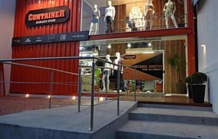 Empresa transforma contêiner em loja, cria negócio de sucesso e agora quer fazer até hotel
