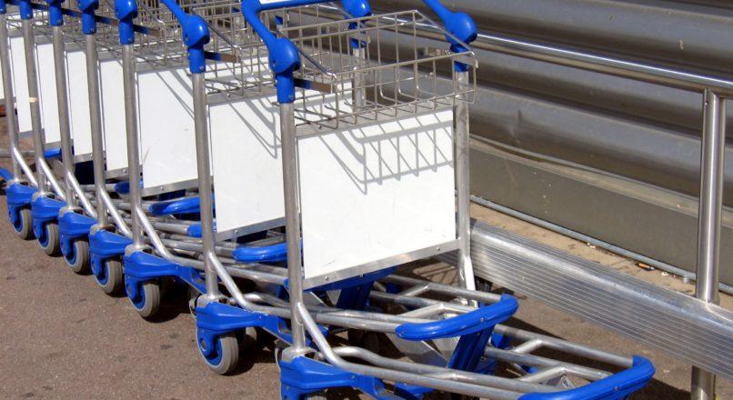 Pistas de pouso em shoppings