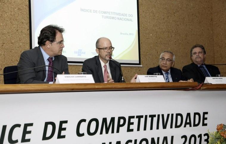 Turismo brasileiro está mais competitivo