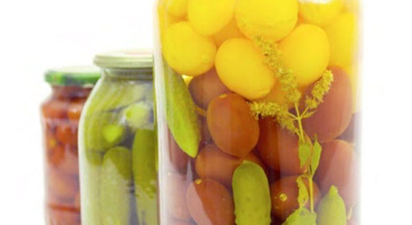 Conservas de alimentos: um segmento em expansão