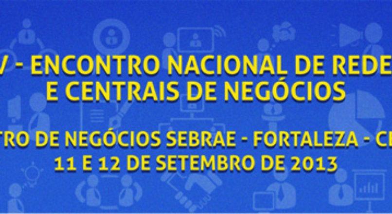 4º Encontro Nacional de Redes e Centrais de Negócios