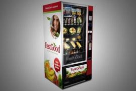 Fitness e autoconsumo: brasileiro cria vending machine saudável