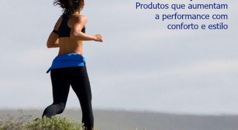 Moda esportiva: produtos que aumentam a performance com conforto e estilo