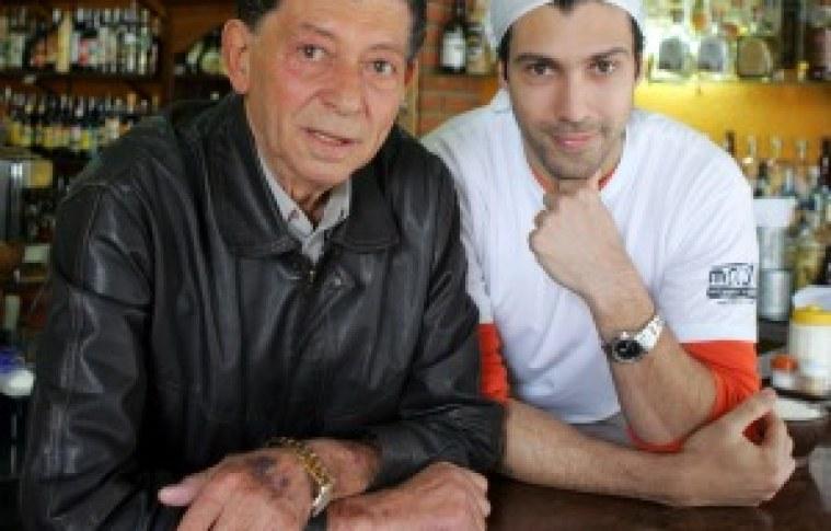 Sucessão nos negócios: pai e filho comandam restaurante de sucesso