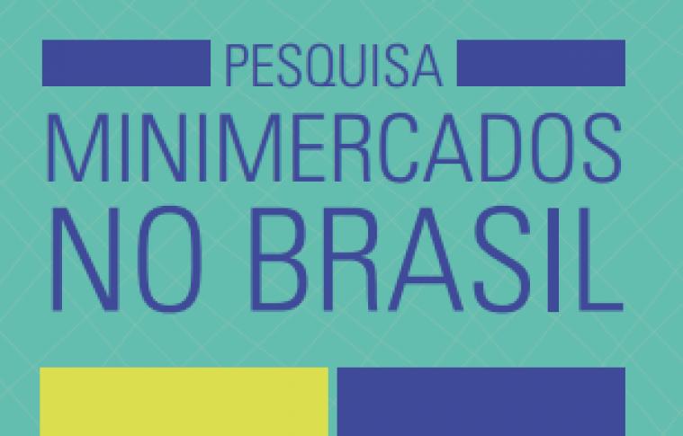 Pesquisa do Sebrae revela perfil dos Minimercados no Brasil