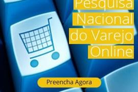 Sebrae realiza a 1ª Pesquisa Nacional sobre o E-commerce Brasileiro