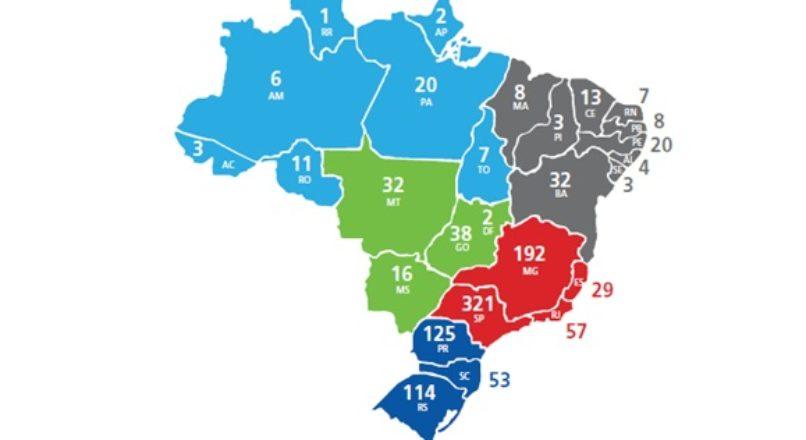 Pneus Inservíveis: pontos de coleta no Brasil