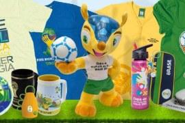 Papo de Negócio debate comercialização de produtos oficiais da Copa 2014