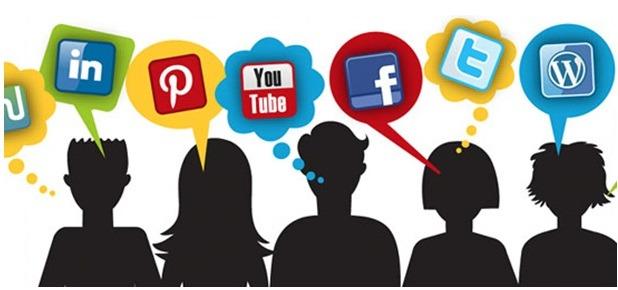 Redes Sociais Capa