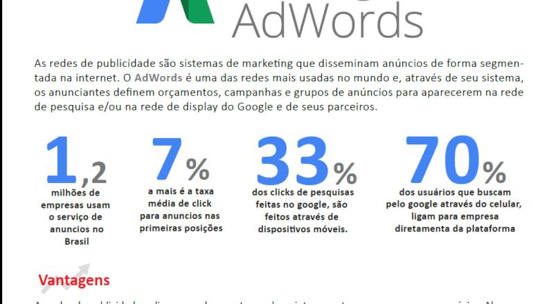Boletim – Como aderir resultados utilizando o Google Adwords