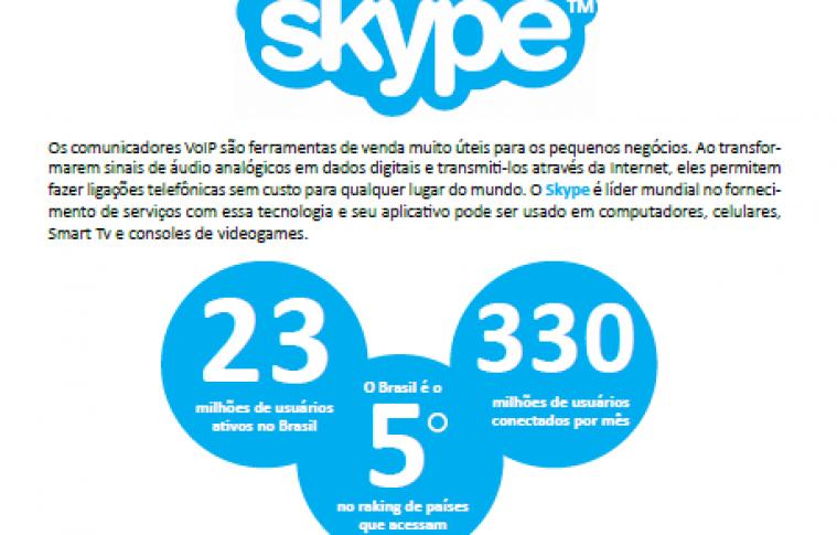 Como Utilizar o Skype na Divulgação de seus Produtos