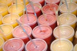 Fornecimento de produtos para as refeições fora do lar: bebidas