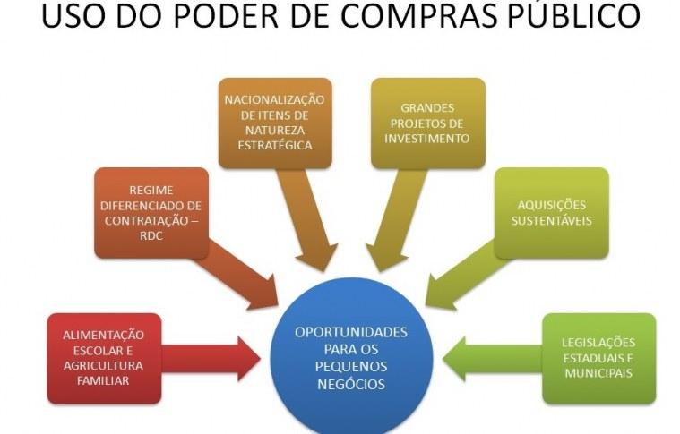Os Pequenos Negócios e as Oportunidades com o Governo – Uso do Poder de Compra do Estado