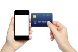 Facilidades mobile para pagamentos