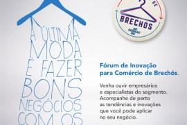 Brechós: Sebrae promove debate sobre inovações no segmento
