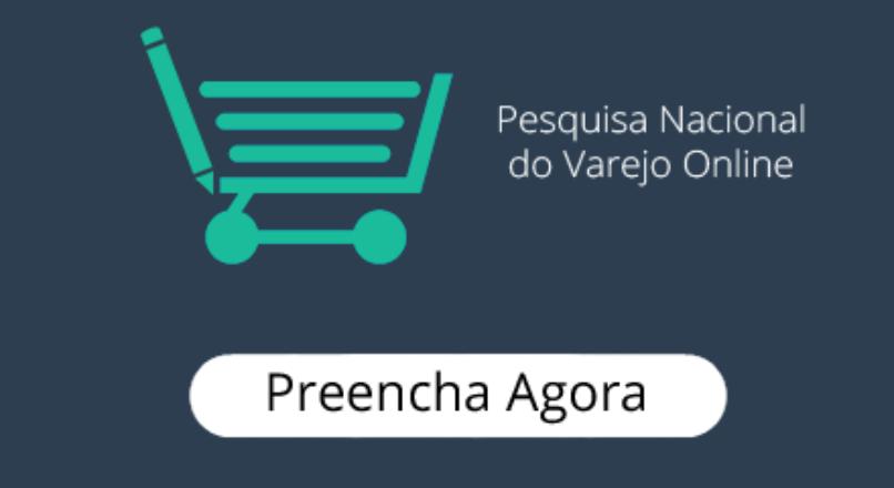 Sebrae promove a 1ª Pesquisa Nacional sobre o E-commerce Brasileiro