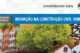 Boletim- Inovação na Construção Civil: BIM
