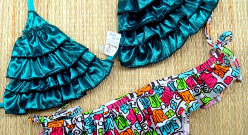 Pesquisa de Comércio Exterior SEBRAE – Confecção e Têxtil: Biquíni