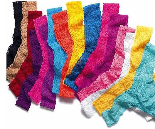 Pesquisa de Comércio Exterior SEBRAE – Confecção e Têxtil: Calcinha