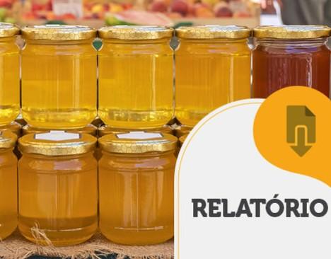 caminho do mel