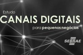 CANAIS DIGITAIS PARA PROMOÇÃO DE VENDAS