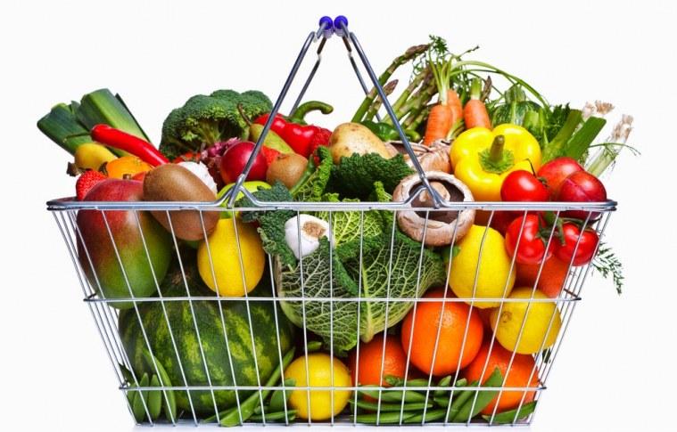 12 cestas de produtos mais comercializados no varejo de autosserviço
